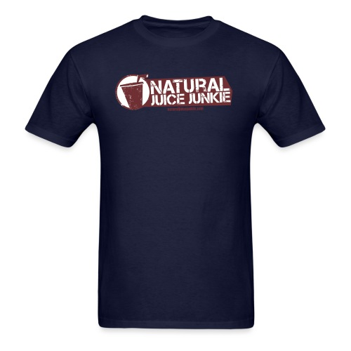 Natural Juice Junkie - Men's Tee - Men's T-Shirt