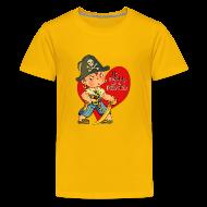 Kids' Shirts ~ Kids' Premium T-Shirt ~ Daddy is a Pirate