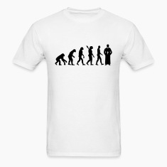 Evolution Priest T-Shirts