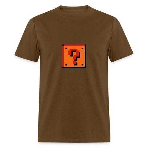 Super Mario Bros Mystery Box T-shirt  - Men's T-Shirt