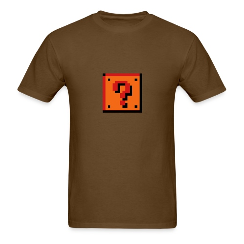 Super Mario Bros Mystery Box T-shirt  - Men's T-Shirt