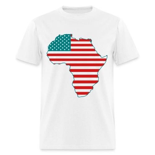 Somewhere In America ID Hoodie - Men's T-Shirt