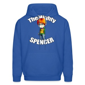 The Mighty Spencer - Men's Hoodie