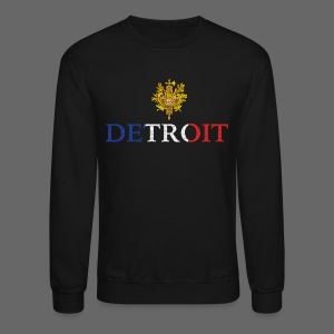 Detroit French COA - Crewneck Sweatshirt