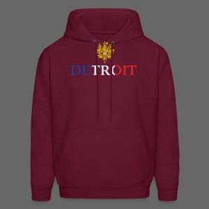 Detroit French COA - Men's Hoodie