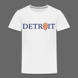 Detroit Norway COA - Toddler Premium T-Shirt
