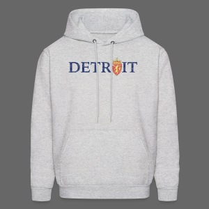 Detroit Norway COA - Men's Hoodie