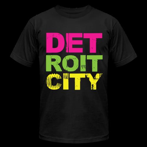 DETROIT CITY - Men's  Jersey T-Shirt