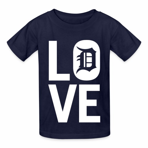 DETROIT LOVE - Kids' T-Shirt
