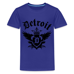 DETROIT ROYALTY - Kids' Premium T-Shirt