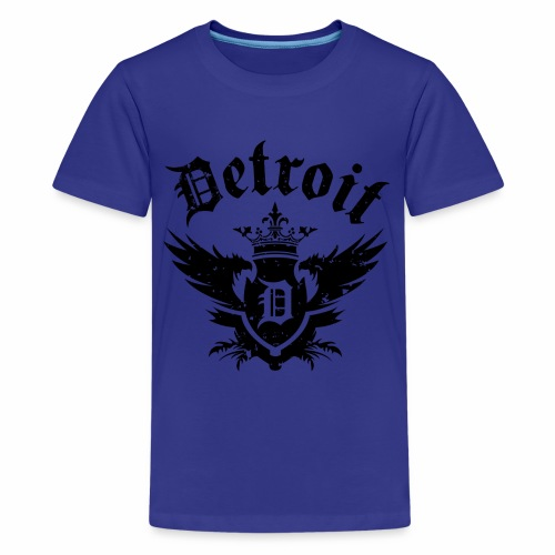 DETROIT ROYALTY - Kids' Premium T-Shirt
