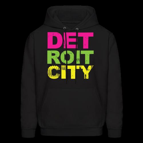 DETROIT CITY - Men's Hoodie