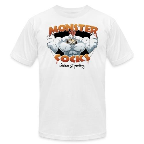 Monster Cocks Original AA - Men's  Jersey T-Shirt