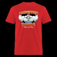 T-Shirts ~ Men's T-Shirt ~ Monster Cocks Original
