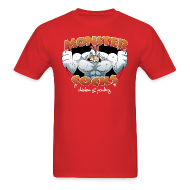 T-Shirts ~ Men's T-Shirt ~ Monster Cocks Original
