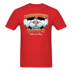 Monster Cocks Original - Men's T-Shirt