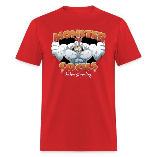 Monster Cocks Original - Men's T-Shirt