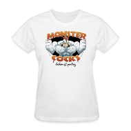 Women's T-Shirts ~ Women's T-Shirt ~ Monster Cocks Original