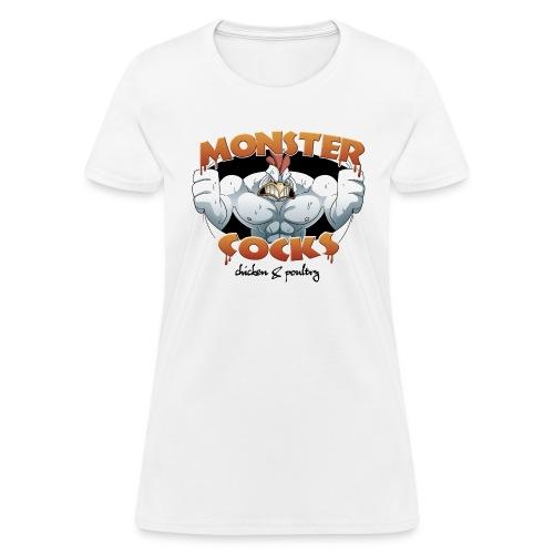 Monster Cocks Original - Women's T-Shirt