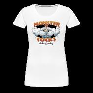 T-Shirts ~ Women's Premium T-Shirt ~ Monster Cocks Original