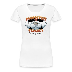 Monster Cocks Original - Women's Premium T-Shirt