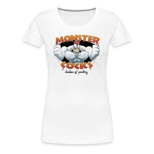 Monster Cocks Original - Women's Premium T-Shirt