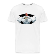 T-Shirts ~ Men's Premium T-Shirt ~ Monster Cocks Original (No Balls Edition)