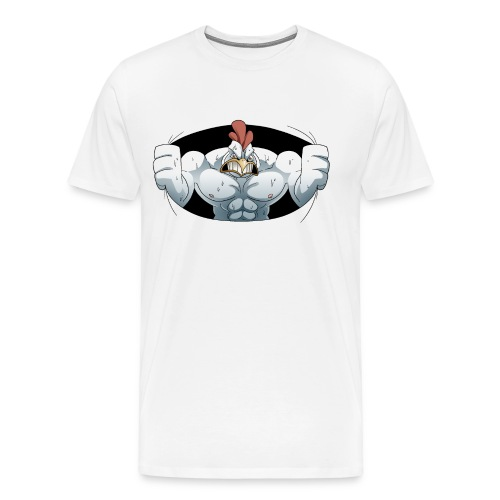 Monster Cocks Original (No Balls Edition) - Men's Premium T-Shirt