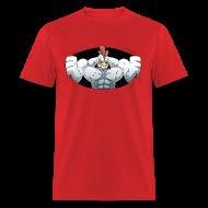 T-Shirts ~ Men's T-Shirt ~ Monster Cocks Original (No Balls Edition)