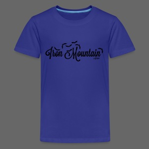 Iron Mountain - Kids' Premium T-Shirt