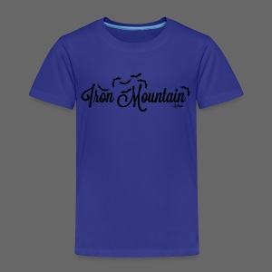 Iron Mountain - Toddler Premium T-Shirt