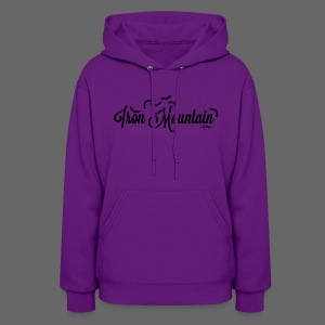 Iron Mountain - Women's Hoodie