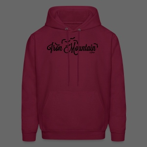 Iron Mountain - Men's Hoodie