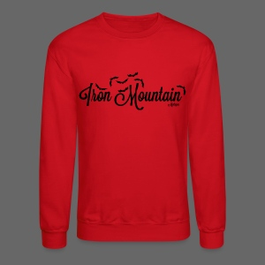 Iron Mountain - Crewneck Sweatshirt