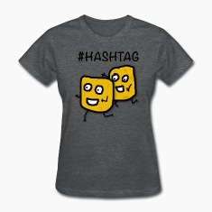 HashTag Women's T-Shirts