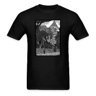 T-Shirts ~ Men's T-Shirt ~ Mysterious House (men's)