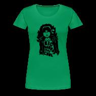 Women's T-Shirts ~ Women's Premium T-Shirt ~ Big Words (women's)