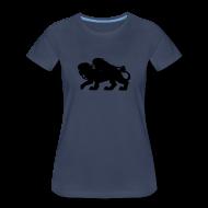 Women's T-Shirts ~ Women's Premium T-Shirt ~ Silhouette (women's)