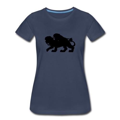 Silhouette (women's) - Women's Premium T-Shirt