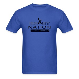 LA Beast Nation - Men's T-Shirt