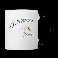 Mugs & Drinkware ~ Contrast Coffee Mug ~ Livermore Moms Coffee Mug