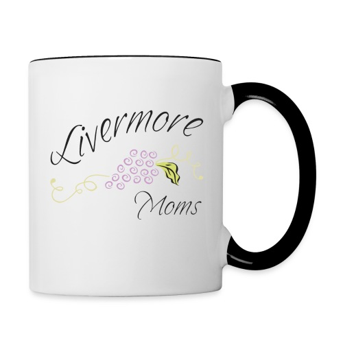 Livermore Moms Coffee Mug - Contrast Coffee Mug