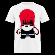 T-Shirts ~ Men's T-Shirt ~ SKYF-01-062 Fortress bear