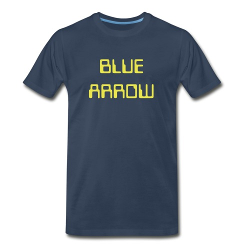 BlueArrow - Men's Premium T-Shirt