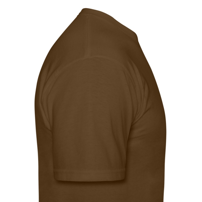 Made To Fall (Brown) 100% Preshrunk Cotton