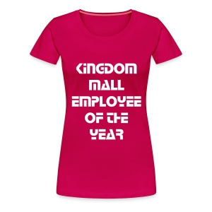Kingdom Mall Employee Tshirt - Women's Premium T-Shirt