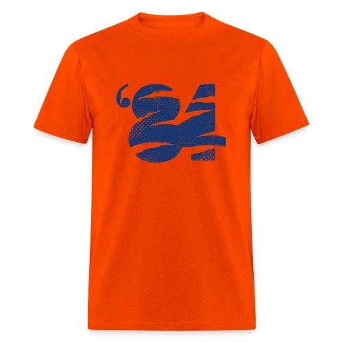 Detroit Tigers vintage 1984 shirt - Men's T-Shirt