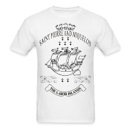 T-Shirts ~ Men's T-Shirt ~ SKYF-01-064-st pierre and miquelon