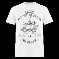 T-Shirts ~ Men's T-Shirt ~ SKYF-01-064-st pierre and miquelon