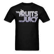 T-Shirts ~ Men's T-Shirt ~ SKYF-01-065-The friuts are juicy